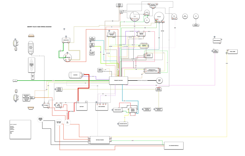 4 Post Universal Headlight Switch Wiring Diagram | Wiring Diagram - Universal Ignition Switch Wiring Diagram