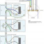 4 Way Light Switch Electrical Wiring Diagrams Residential | Wiring   4 Way Switch Wiring Diagram