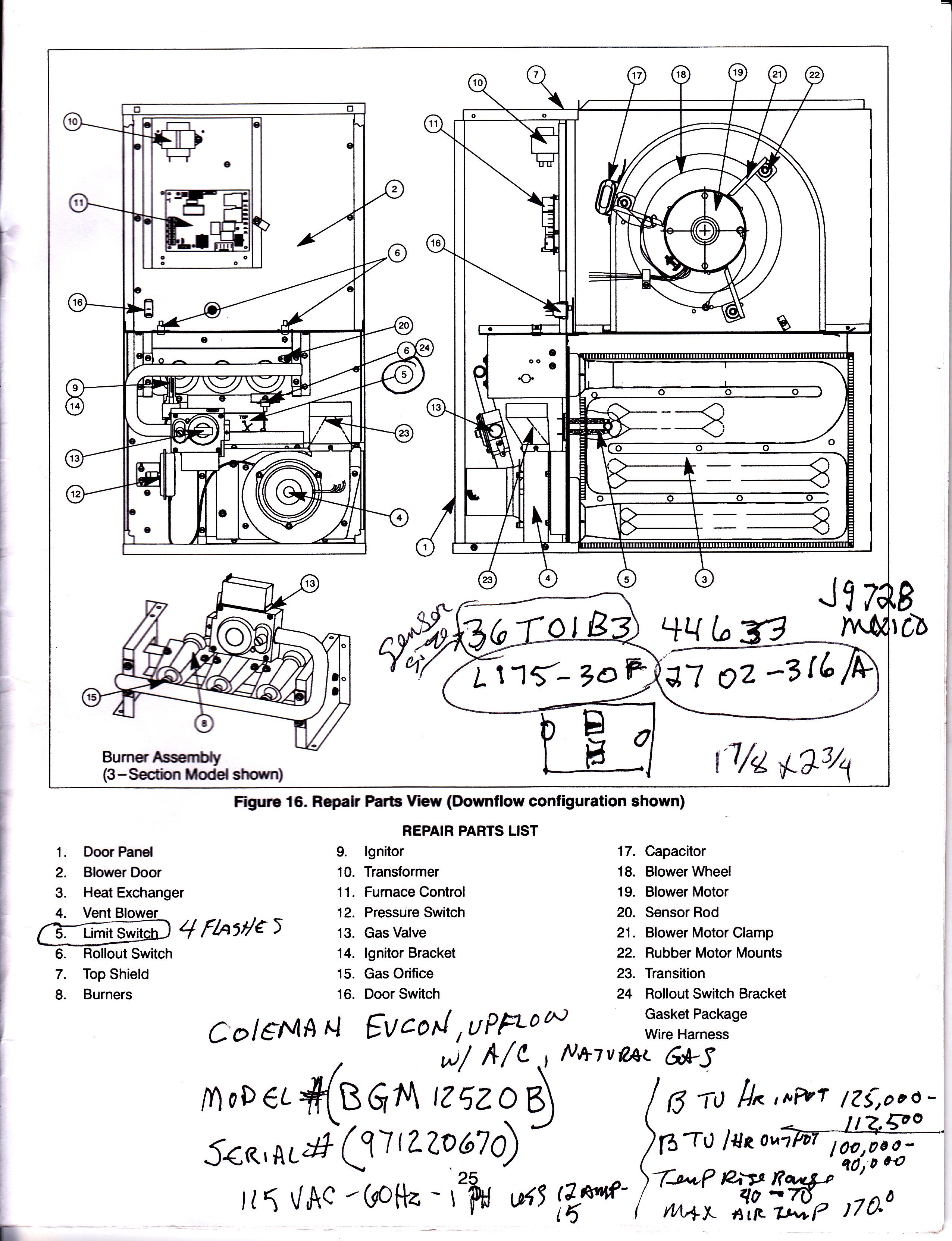 47 Coleman Electric Furnace Wiring Diagram, Coleman Electric Furnace - Coleman Electric Furnace Wiring Diagram