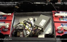 48 Volt Club Car Solenoid Wiring Diagram   Data Wiring Diagram Schematic   Club Car Wiring Diagram 48 Volt
