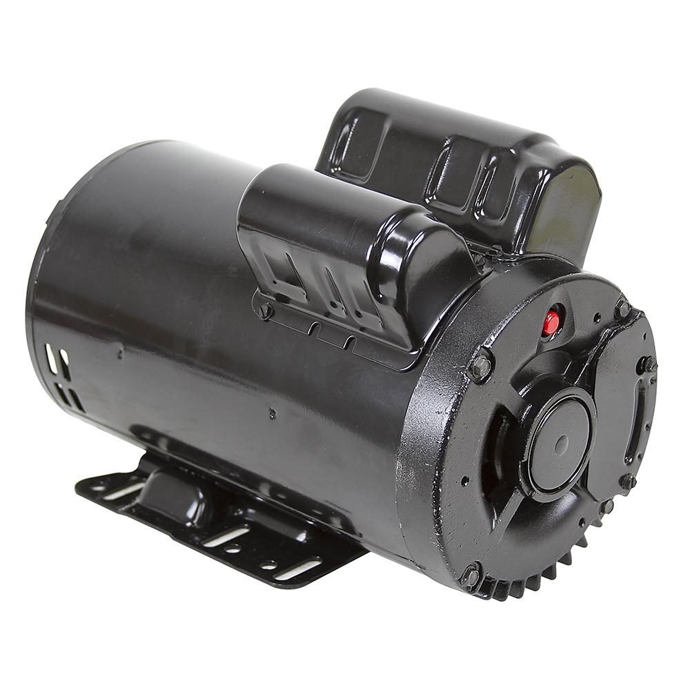 5 Hp Special Compressor Duty 230 Volt Ac 3450 Rpm Us Motors Air - Wiring Diagram For Air Compressor Motor