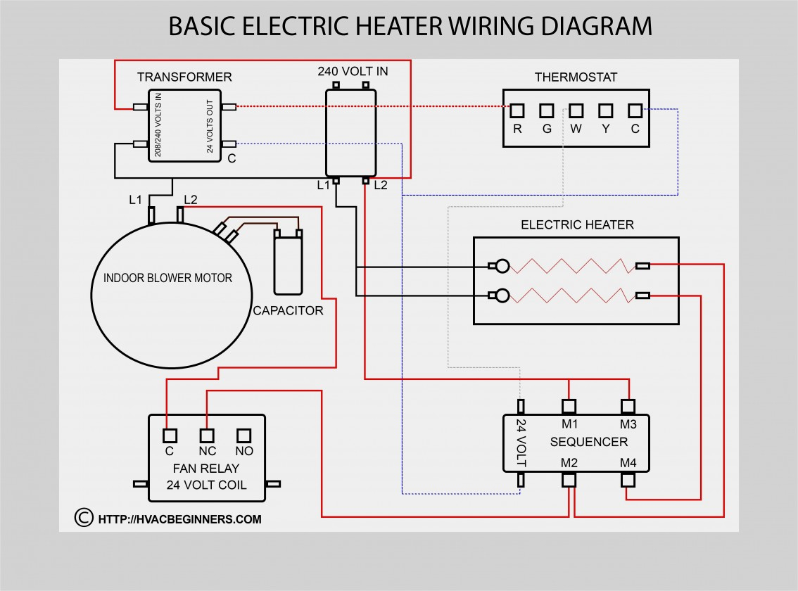5 Post Relay Wiring Fan - Trusted Wiring Diagram Online - Hvac Relay Wiring Diagram