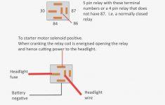 5 Terminal Solenoid Wiring Diagram 12V | Wiring Diagram   4 Pole Solenoid Wiring Diagram