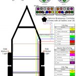 5 Wire Trailer Plug Diagram   Wiring Diagram Detailed   7 Prong Trailer Wiring Diagram