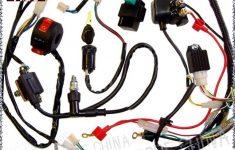 50Cc 70Cc 110Cc 125Cc Atv Quad Electric Full Set Parts+Wire+Cdi+   Chinese 110Cc Atv Wiring Diagram