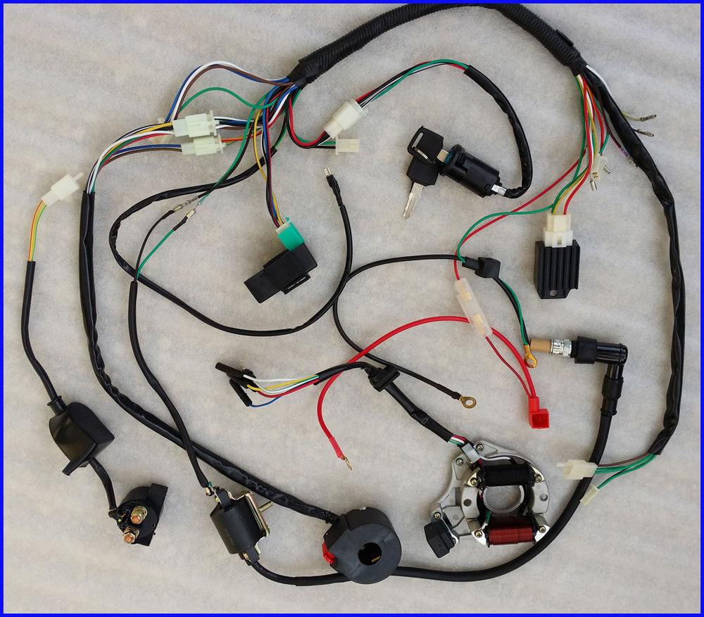 50 cc chinese atv wiring schematics index listing of wiring diagrams50cc 70cc 90cc 110cc wire harness wiring cdi electric atv quad50cc 70cc 90cc 110cc wire harness