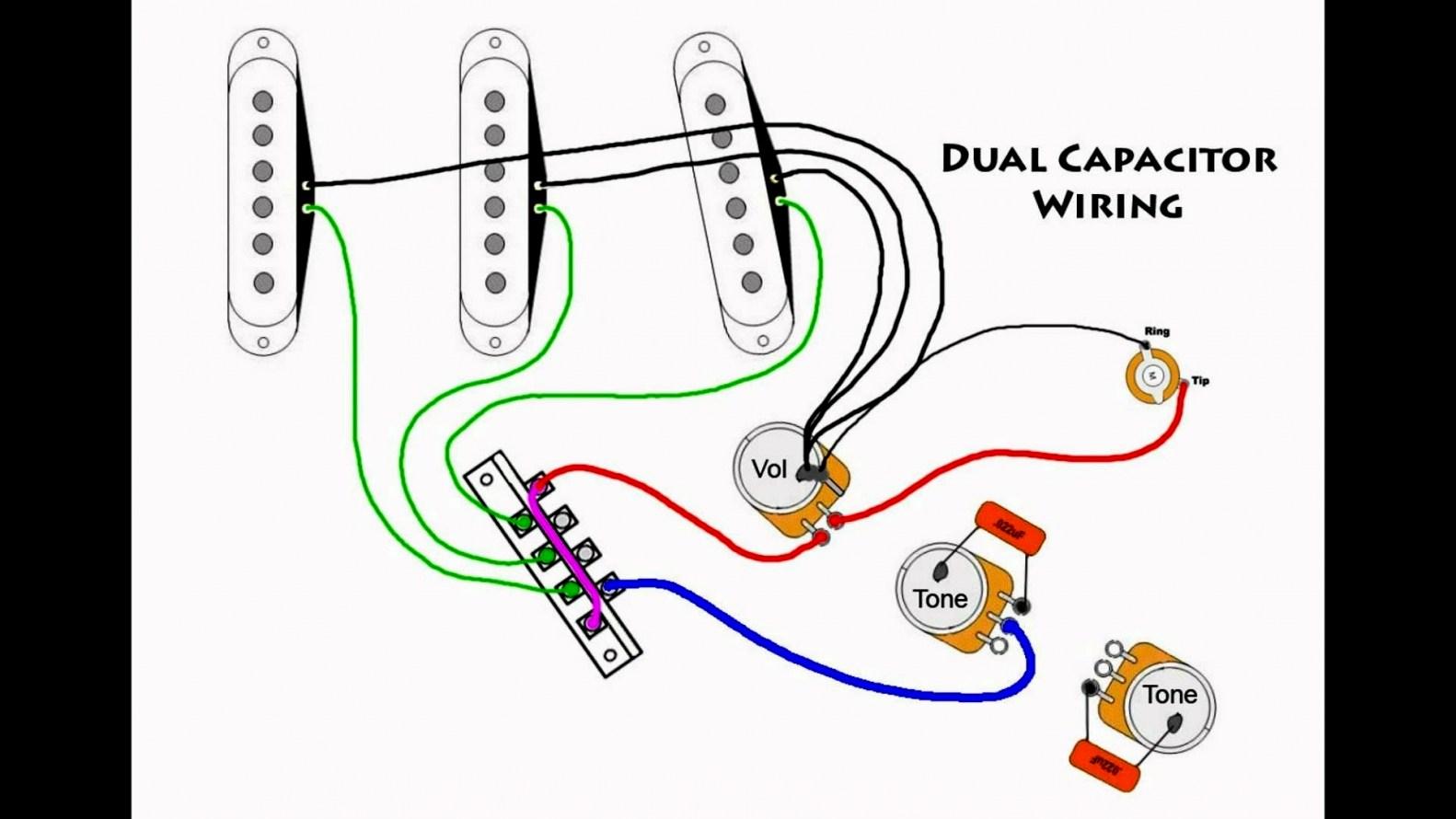50S Stratocaster Pickup Wiring Diagram | Wiring Diagram - Fender Strat Wiring Diagram