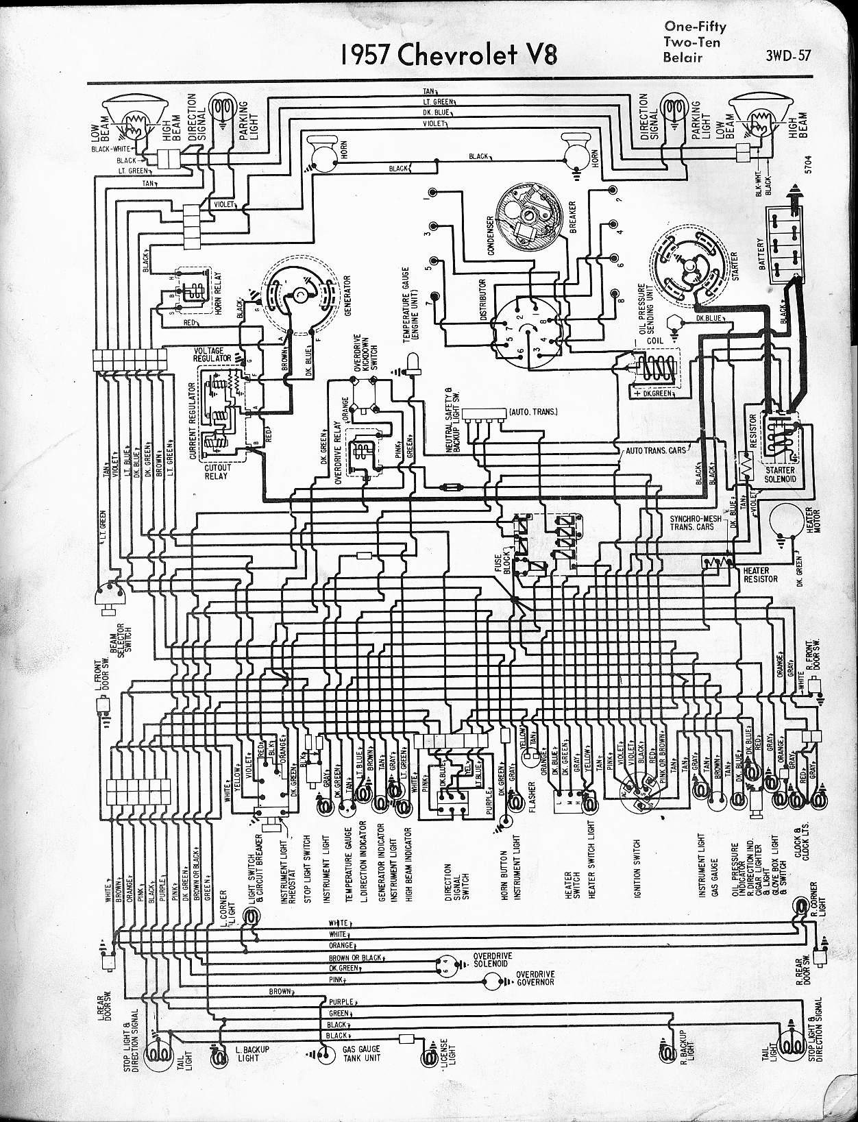 55 Chevy Wiring | Wiring Diagram - Turn Signal Wiring Diagram Chevy Truck