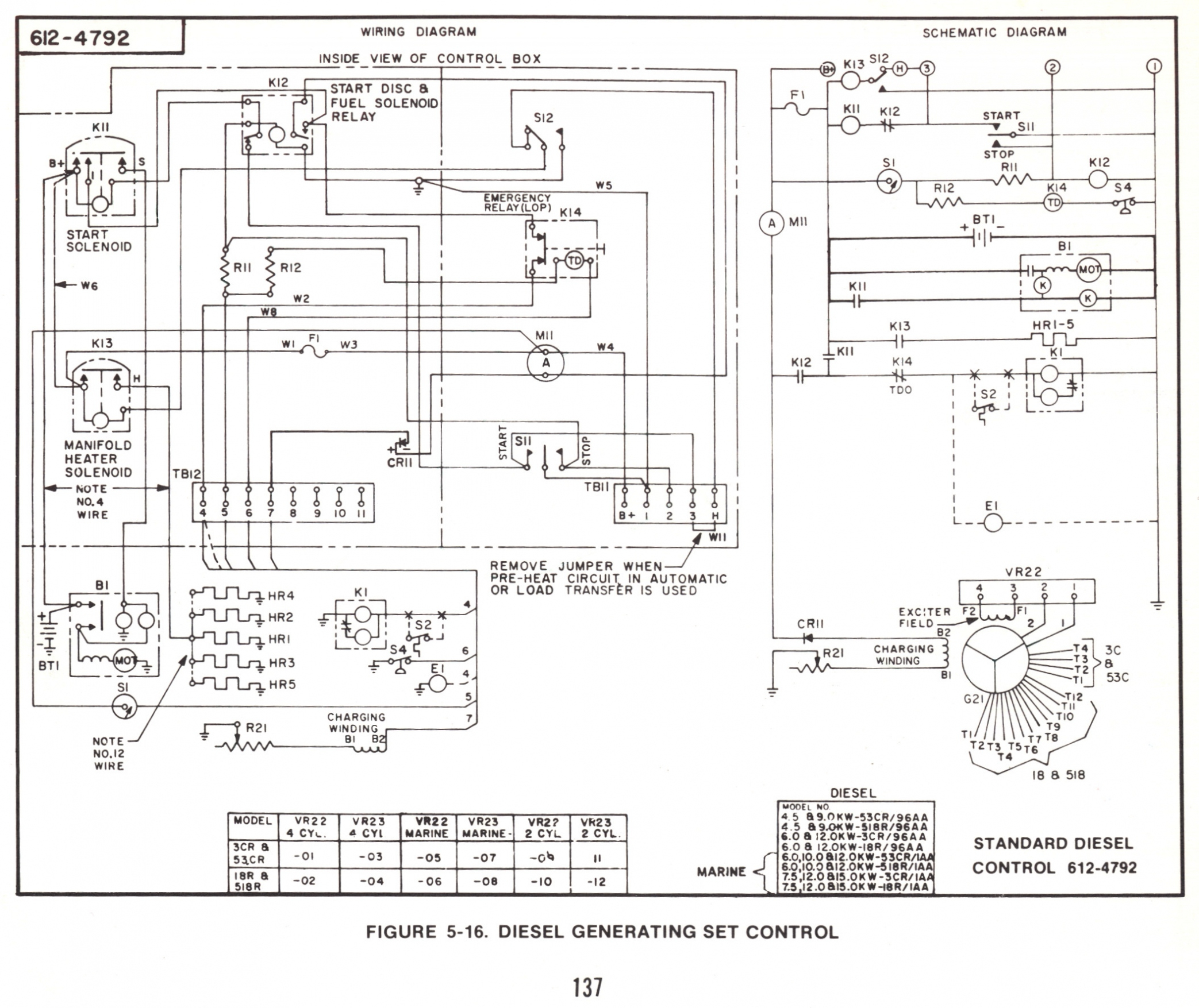 6 5 Onan Rv Generator Wiring Diagram - Today Wiring Diagram - Onan 4.0 Rv Genset Wiring Diagram