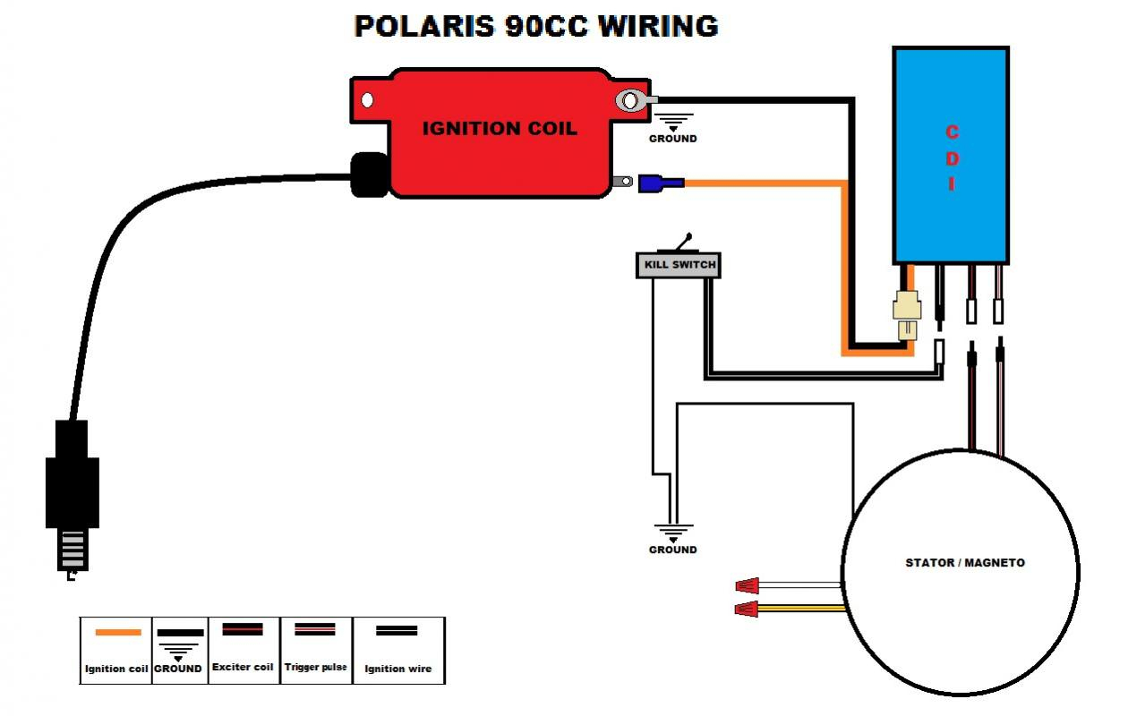 6 Pin Cdi Wiring Diagram | Manual E-Books - 6 Pin Cdi Box Wiring Diagram