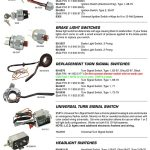 6 Pin Ignition Switch Wiring Diagram | Wiring Diagram   Universal Ignition Switch Wiring Diagram