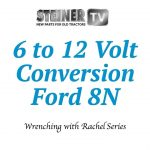 6 To 12 Volt Conversion On A Ford 8N   Youtube   8N Ford Tractor Wiring Diagram 12 Volt