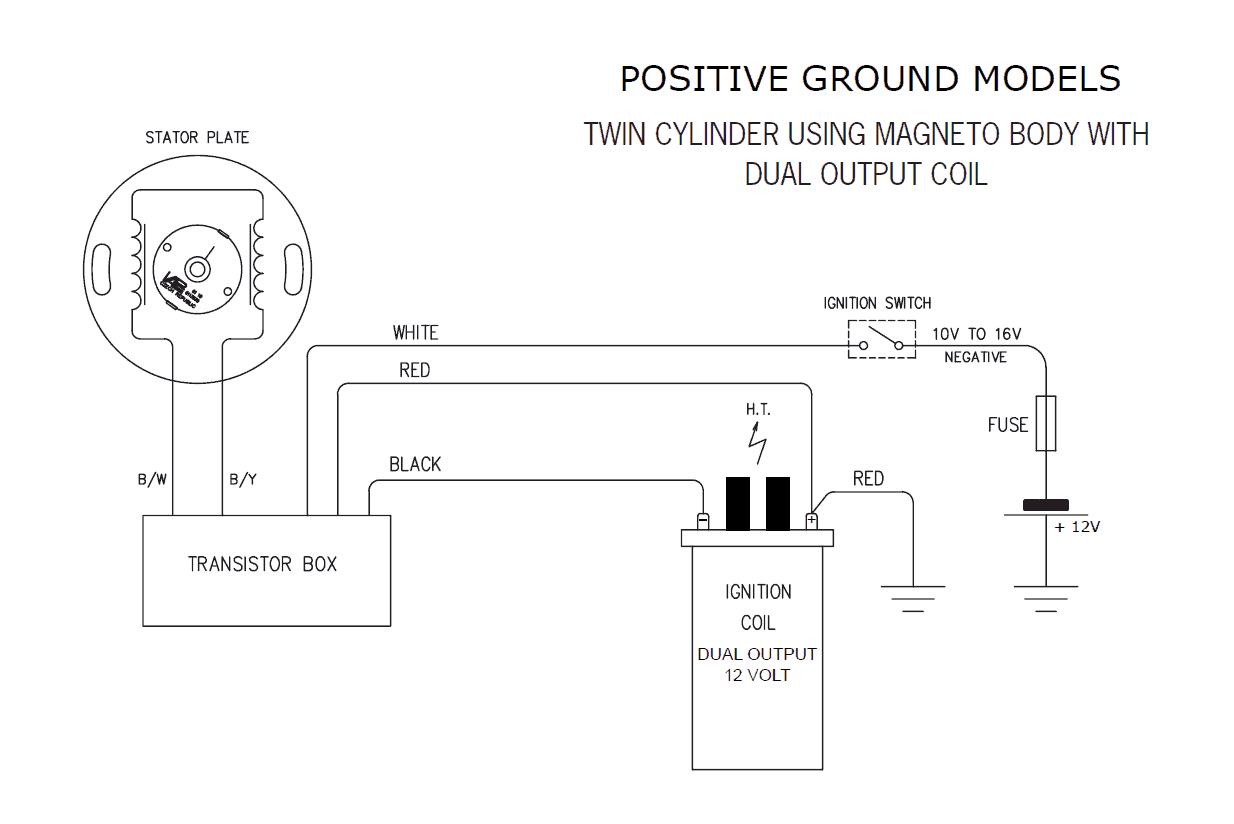6 Volt Positive Ground Wiring Diagram Fuel Tank | Wiring Diagram - 6 Volt Positive Ground Wiring Diagram