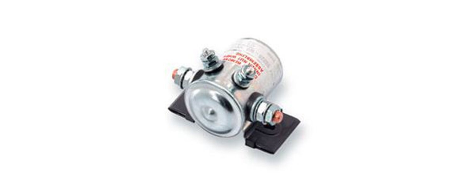 62871 Atv Winch Solenoid, Solenoid For The Warn A2000 Atv Winch - Warn Winch Wiring Diagram Solenoid