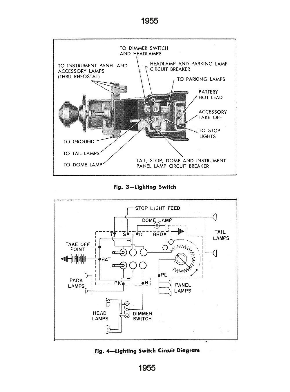 63 Chevy Headlight Switch Wiring Diagram | Manual E-Books - Headlight Switch Wiring Diagram Chevy Truck