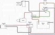 6v generator wiring diagram | wiring diagram 6 volt positive ground wiring  diagram