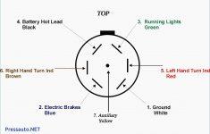 7 Pin Plug Wiring Diagram   Wiring Diagram Data   7 Pin Round Trailer Plug Wiring Diagram