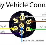 7 Way Heavy Duty Trailer Plug Wiring Diagram   Wiring Diagram   7 Pin Trailer Connection Wiring Diagram