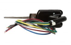 7 Wire Harness, Turn Signal Switch, Black Polycarbonate | Truck Lite   Truck Lite 900 Wiring Diagram