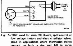 7 Wire Thermostat Diagram | Wiring Diagram   4 Wire Thermostat Wiring Diagram
