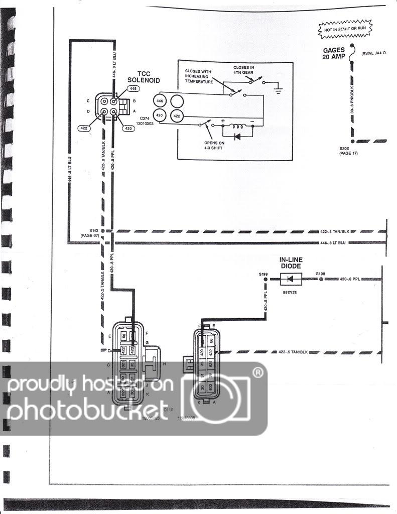 700R4 Tcc Wiring Diagram | The H.a.m.b. - 700R4 Wiring Diagram