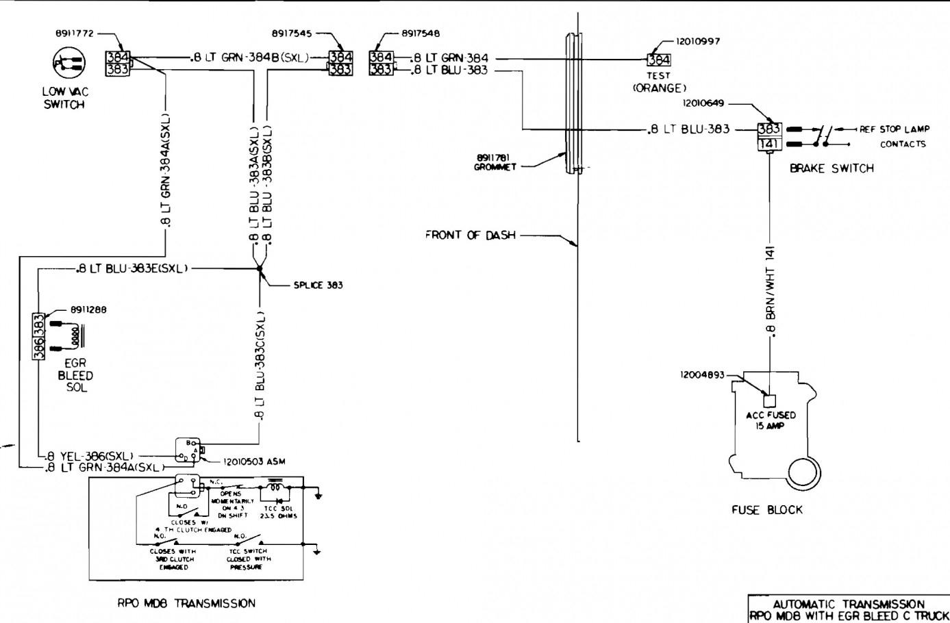 700R4 Wiring Diagram Factory | Wiring Diagram - 700R4 Torque Converter Lockup Wiring Diagram