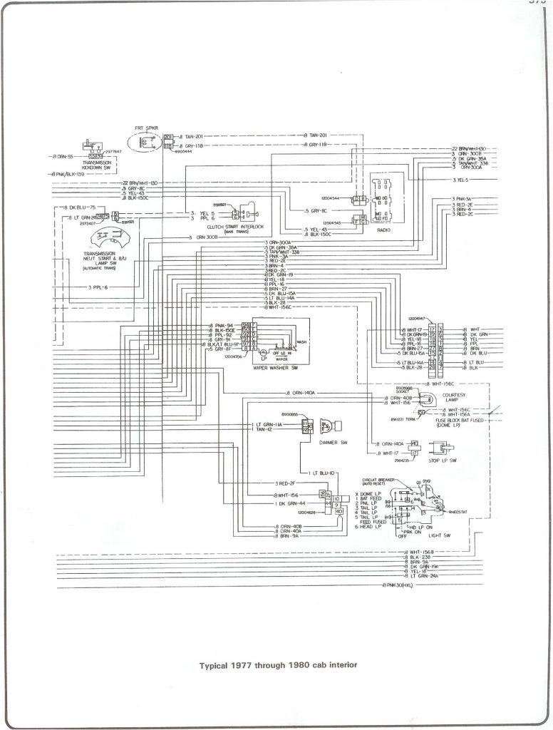 78 Chevy Truck Wiring Diagram   Wiring Diagrams Hubs   1978 Chevy Truck Wiring Diagram