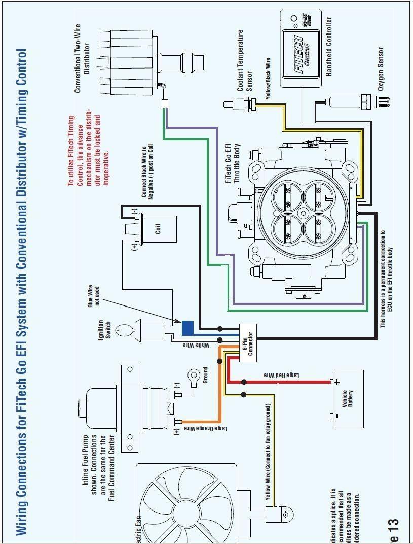 80 Fitech Timing Control Wiring Diagram 0 - Natebird In Fitech - Fitech Wiring Diagram
