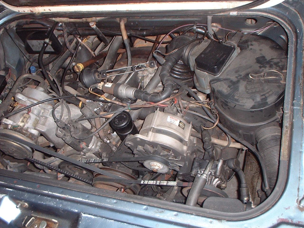 85 Vanagon Engine Diagram | Wiring Diagram - Vw Subaru Conversion Wiring Diagram