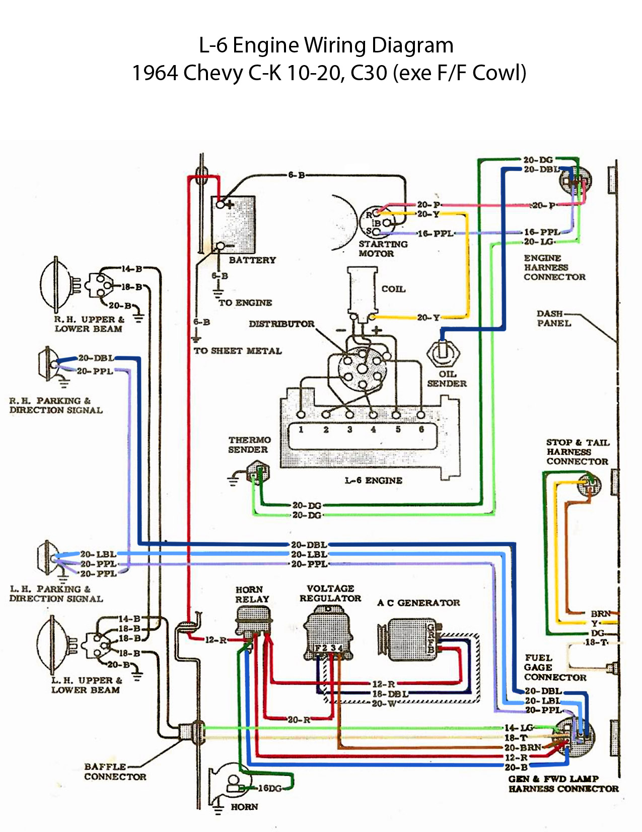 88 Chevy Truck Turn Signal Wiring Diagram | Wiring Diagram - Turn Signal Wiring Diagram Chevy Truck