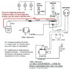 8N 12 Volt Conversion Wiring Diagram 1 Wire   Wiring Diagram Explained   Ford 8N 12 Volt Conversion Wiring Diagram