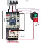along with 3 phase motor starter wiring diagram furthermore 3 phase