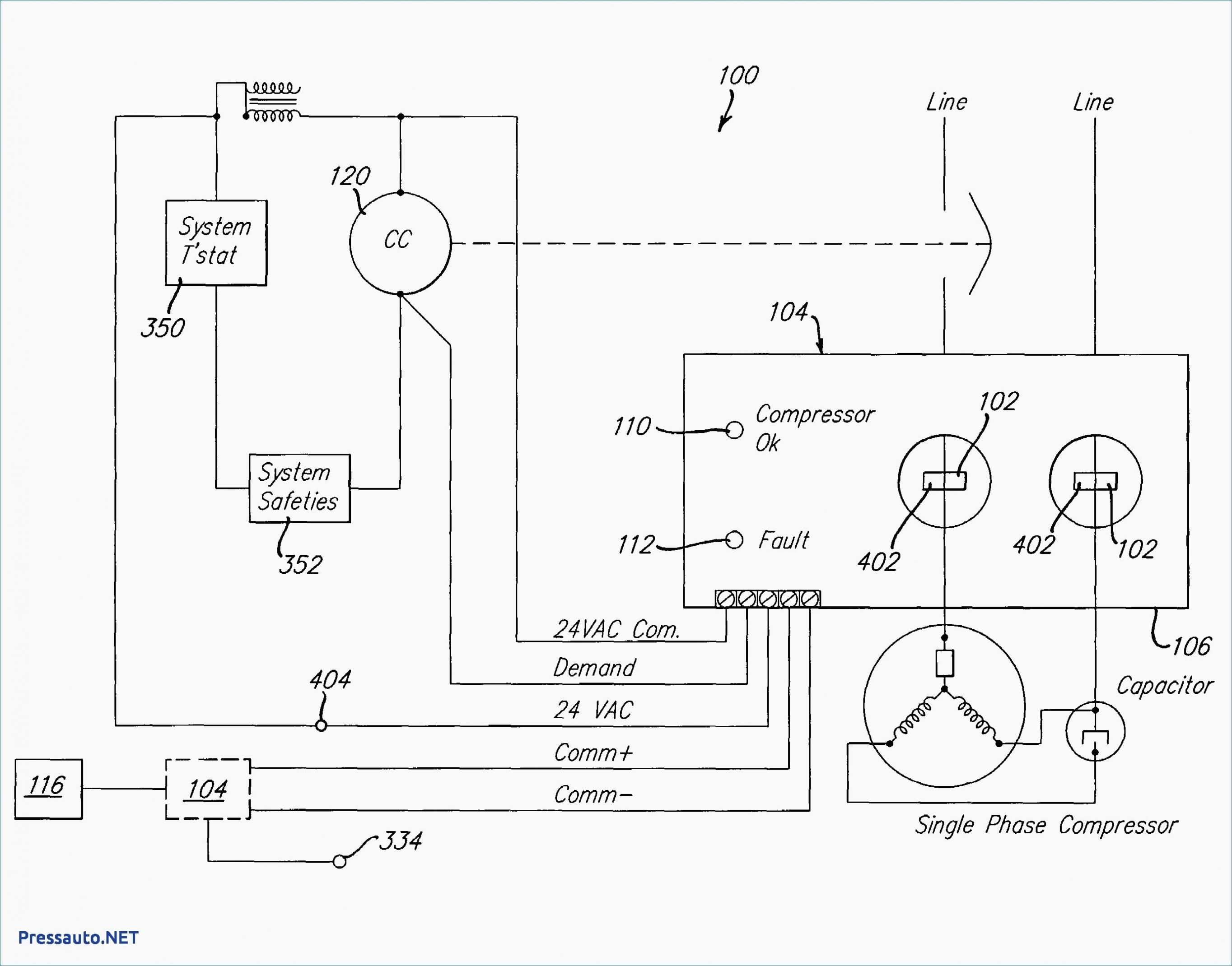 Ac Condenser Wiring Diagram   Schematic Diagram - Ac Condenser Wiring Diagram