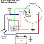 Ac Delco Alternator Wiring Diagram Caroldoey   Wiring Diagram Essig   Delco Alternator Wiring Diagram