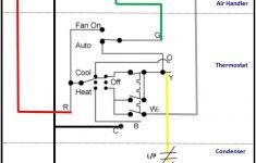 Ac Hvac Wiring   Wiring Diagram Data Oreo   Ac Thermostat Wiring Diagram