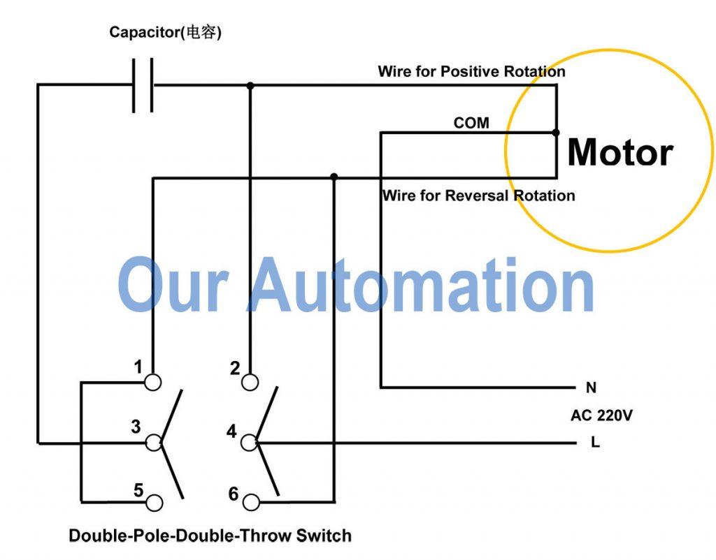 Awe Inspiring Ac Motor Reversing Switch Wiring Diagram Wirings Diagram Wiring Digital Resources Funapmognl