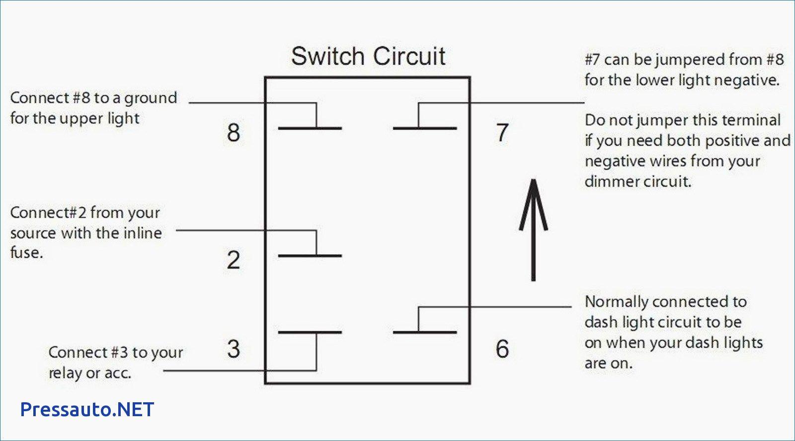 Ac Rocker Switch Wiring - Data Wiring Diagram Today - 8 Pin Rocker Switch Wiring Diagram