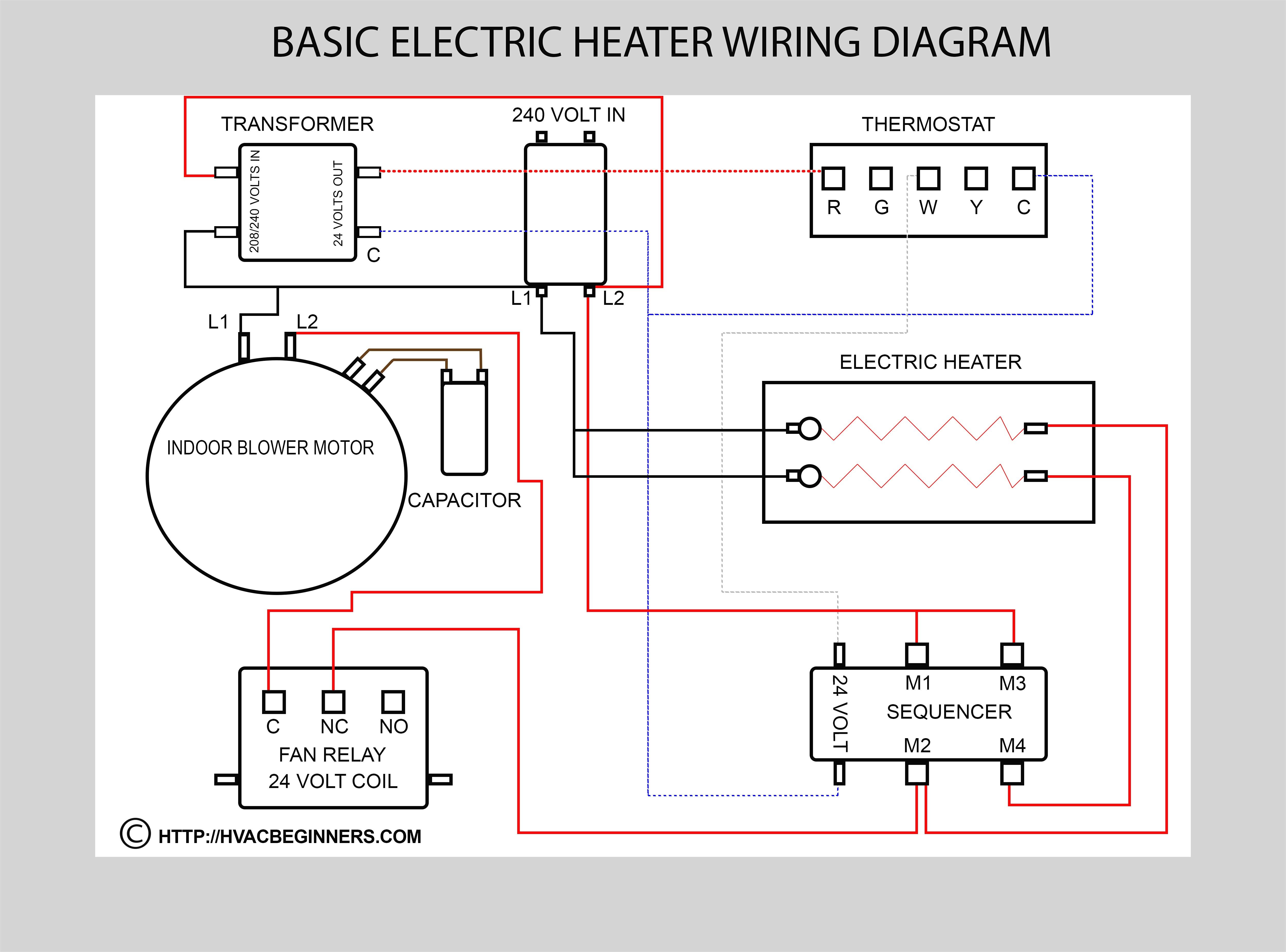 Ac Wiring Diagram - Wiring Diagrams Hubs - 220 Volt Air Compressor Wiring Diagram