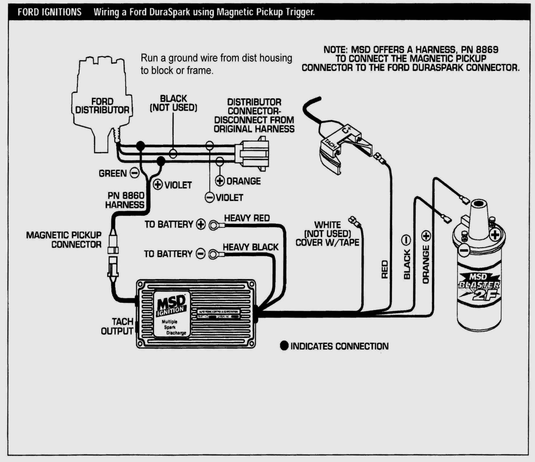 Accel Control Module Wiring Diagram | Wiring Diagram Library - Ford Ignition Control Module Wiring Diagram