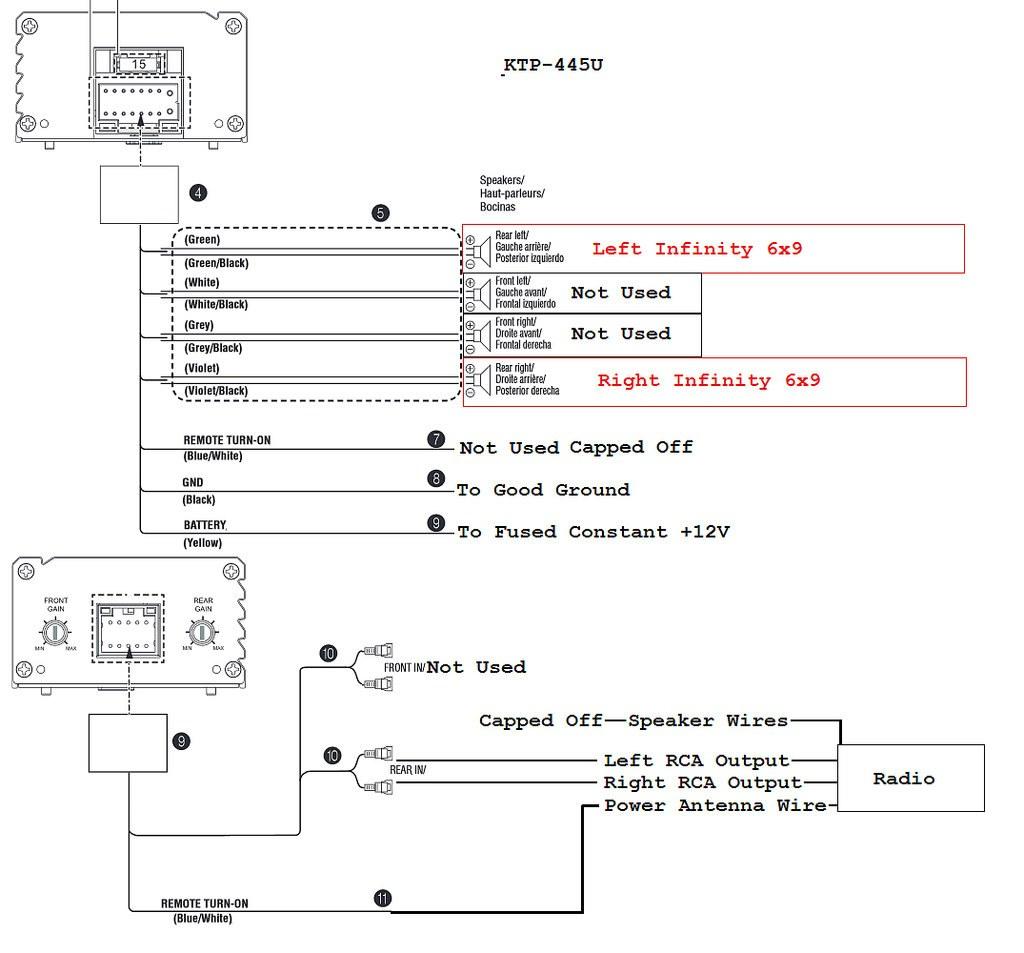 Alpine Ktp 445U Power Pack Wiring Diagram Hd Dump Me 13 0 - Alpine Ktp-445U Wiring Diagram