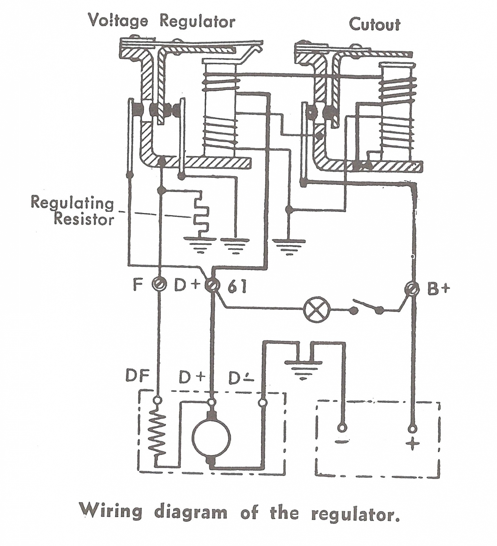 Alternator Exciter Wire Diagram | Wiring Library - Alternator Exciter Wiring Diagram