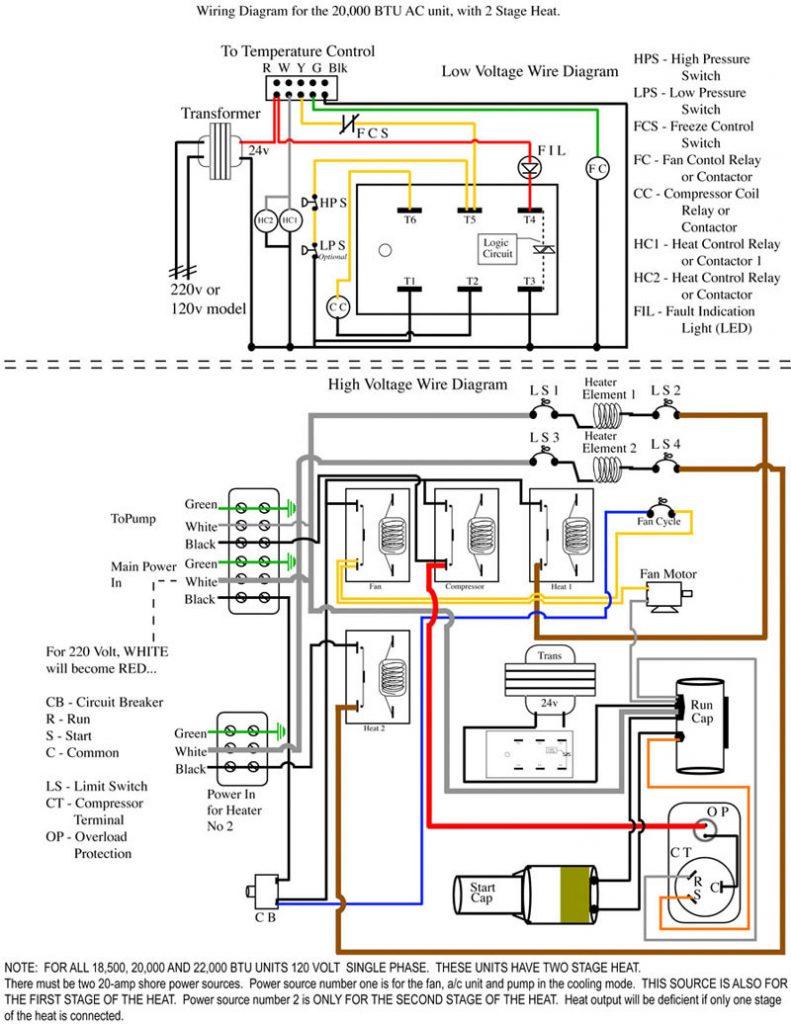 Amana Hvac Wiring Diagrams   Wiring Diagram Data Oreo   Electric Furnace Wiring Diagram