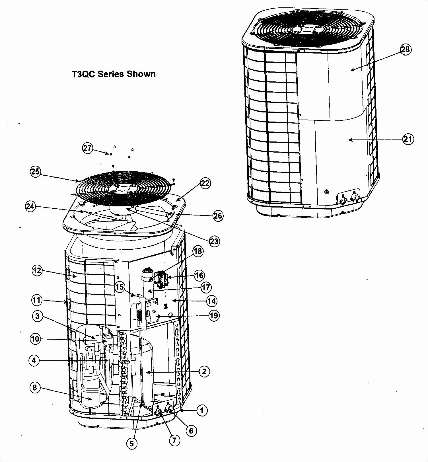 Ameristar Air Handler Wiring Diagram | Wiring Diagram - Nordyne Wiring Diagram Electric Furnace