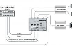 Amp Wiring Diagram Two   Data Wiring Diagram Schematic   6 Speakers 4 Channel Amp Wiring Diagram