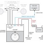 Amplifier Wiring Diagrams: How To Add An Amplifier To Your Car Audio   Rockford Fosgate Amp Wiring Diagram