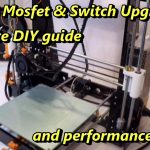 Anet A8 Mosfet And Power Switch Upgrade. Diy Guide   Youtube   Anet A8 Power Switch Wiring Diagram