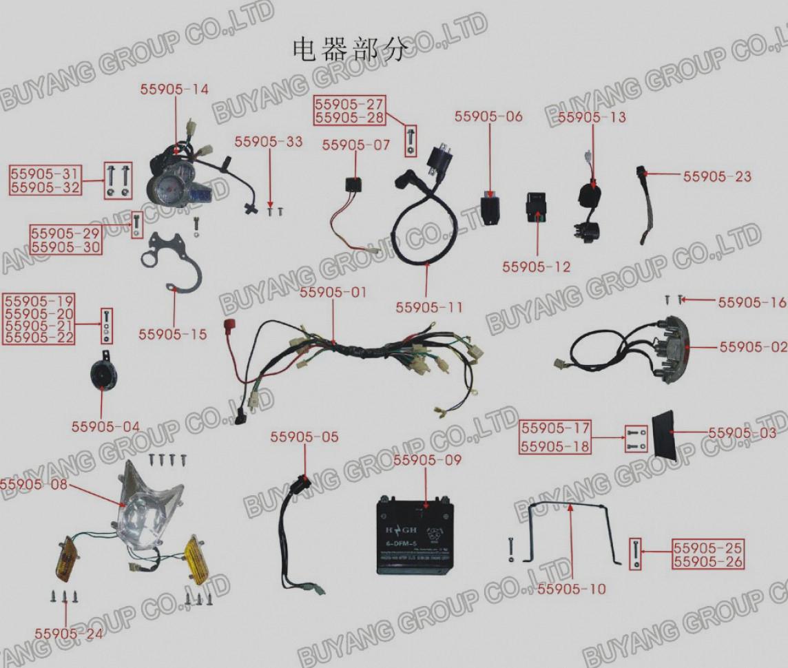 Apc Mini Chopper Wiring Harness   Best Wiring Library - Pocket Bike Wiring Diagram
