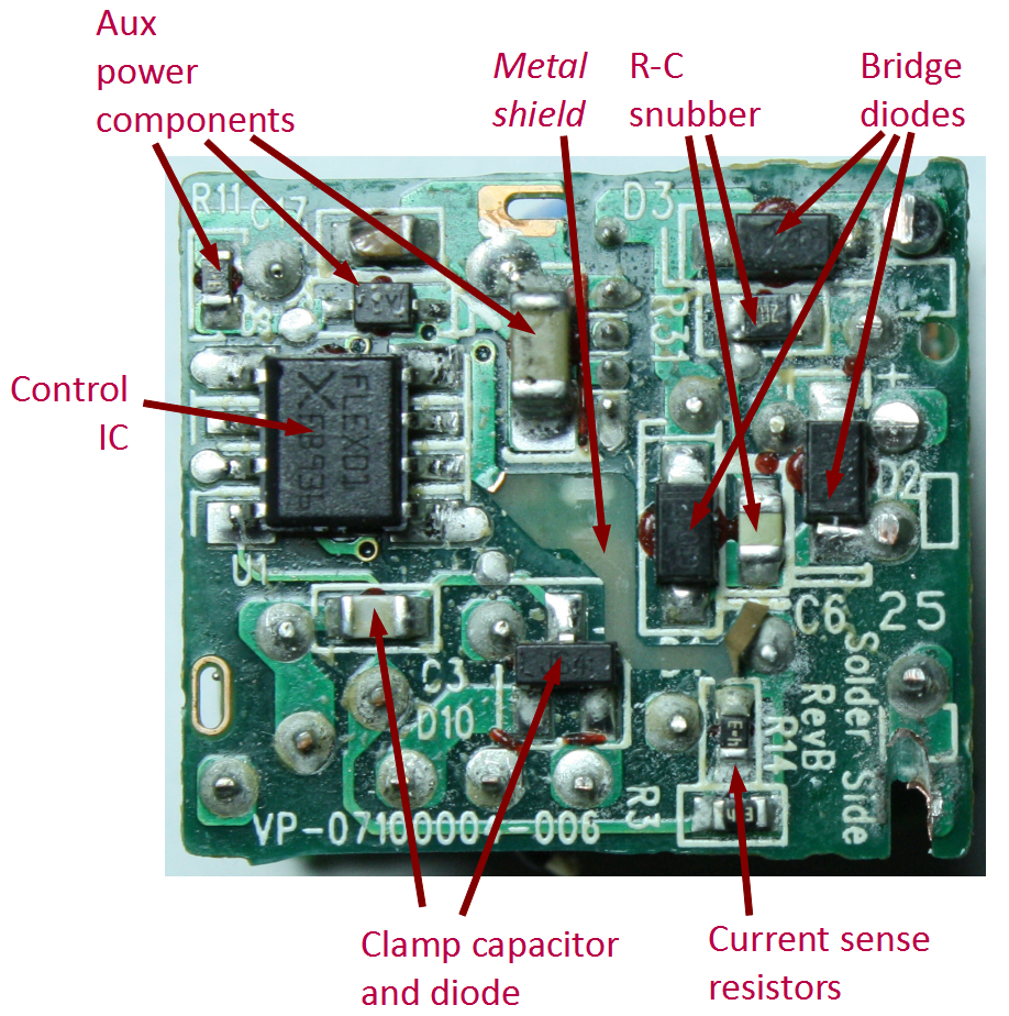 Apple Iphone Charger Teardown: Quality In A Tiny Expensive Package - Samsung Galaxy Tab 2 Charger Wiring Diagram