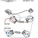 Arty's Custom Guitars Wiring Diagram Plan Es 335 Es 175 Assembly   Es 335 Wiring Diagram