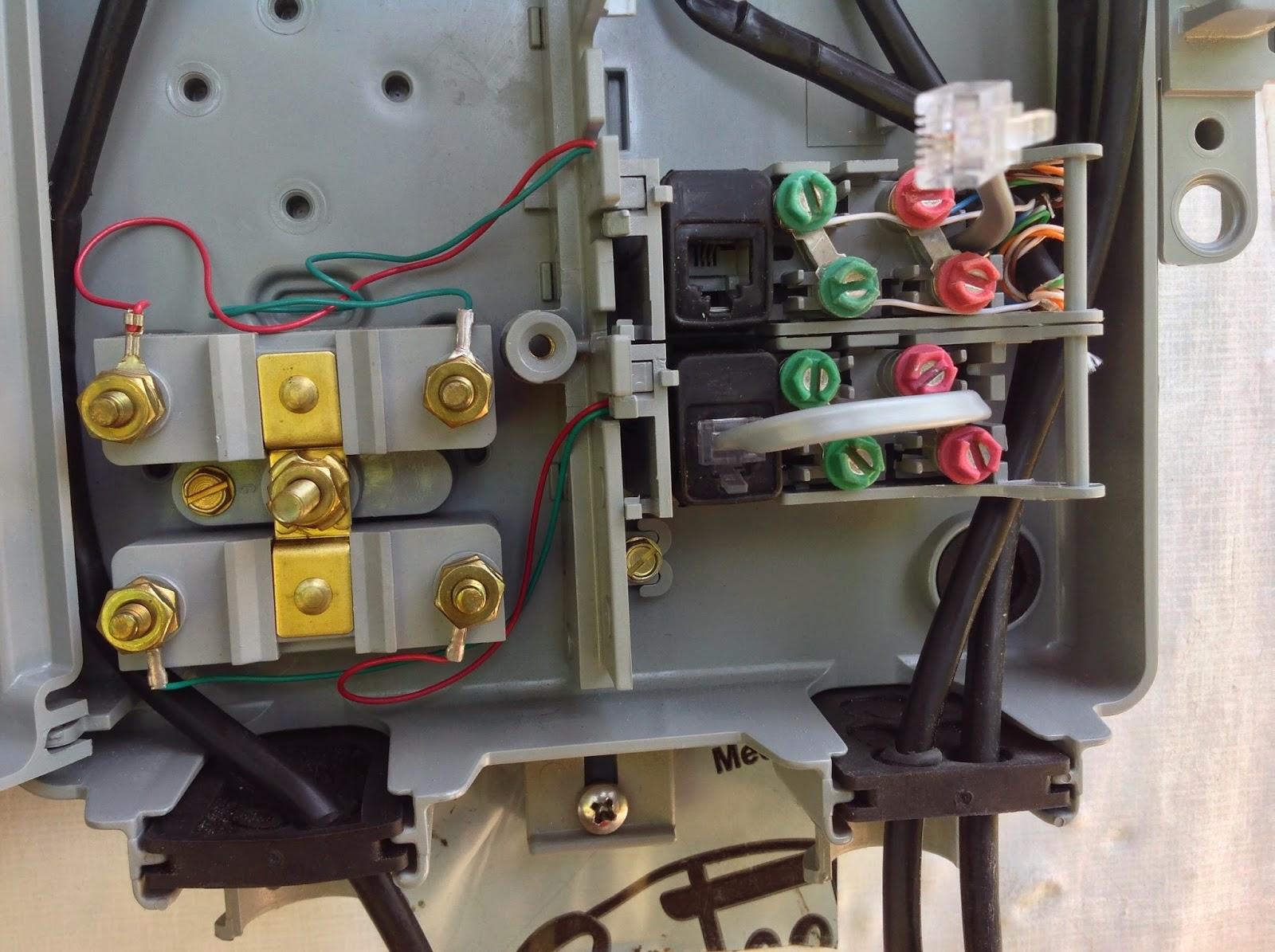 Att Phone Box Wiring Diagram | Manual E-Books - Telephone Wiring Diagram Outside Box
